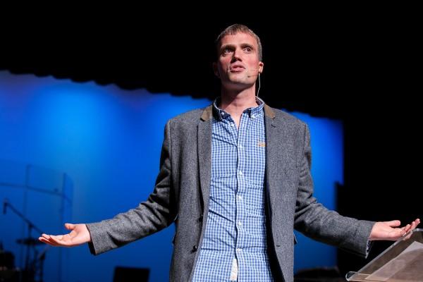 Gavin Calver speaking