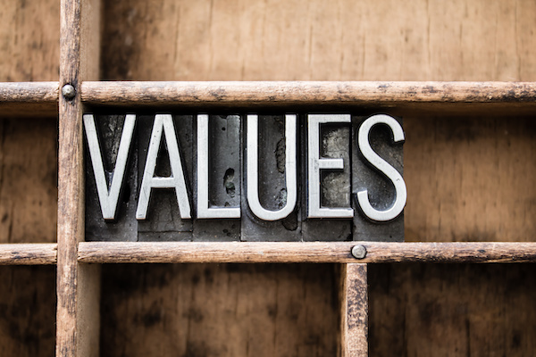 Preaching On 'Church Values'