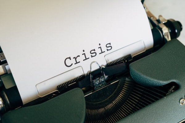 Never Waste A Crisis