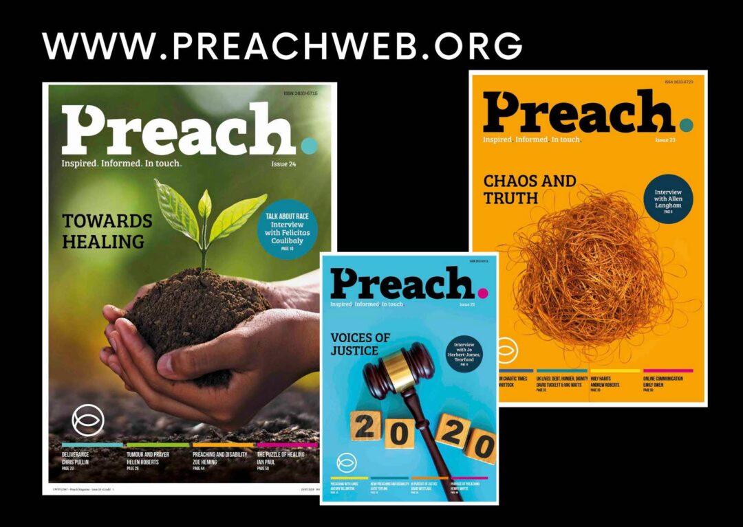 Preach magazine