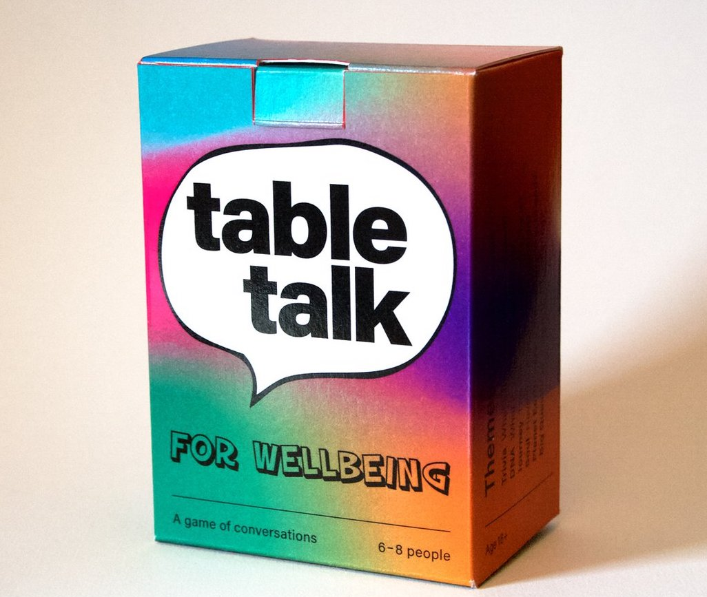 Table Talk for Wellbeing